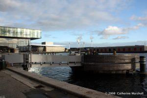 Skuespilhuset (Royal Danish Playhouse) in Copenhagen